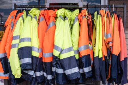 RFID Laundry Tag for Workwear PPE RFID Uniform Tracking
