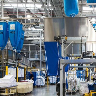 Benefits of using RFID in the laundry sector 3