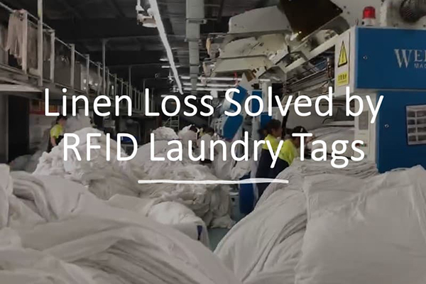 Linen Loss Solved by RFID Laundry Tags - HUAYUAN RFID
